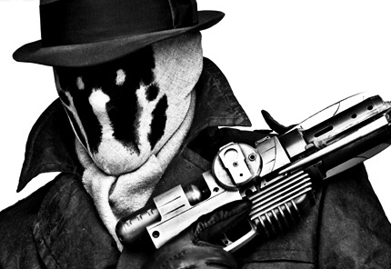 Rorschach masque